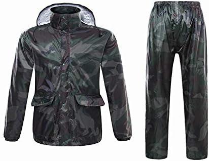 Outdoor hiking jacket Pants suits men plus size waterproof Windbreaker quick drying Sport Sets