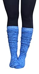 LUCKY LOVE Knee High Socks - Your Feet's New Best Friend! On a chilly day, there is nothing like a pair of boots to keep your feet looking stylish and protected from the cold, but if you really want your toes to feel as warm and toasty as pos...