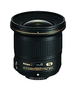 Nikon AF-S NIKKOR 20mm f/1.8G ED Lens - Parent ASIN