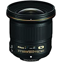 Nikon AF-S FX NIKKOR 20mm f/1.8G ED Fixed Lens with Auto Focus for Nikon DSLR Cameras Review Review Image