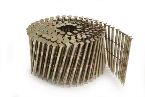Tacwise 0964 2.8 X 64Mm Extra Galvanised Ring Coil Nails (4000 Pieces) by Tacwise (Image #1)
