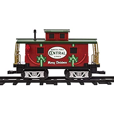Lionel COS1900337 North Pole Central Christmas Tree 22.8 inch (57.8cm) Train Set: Toys & Games