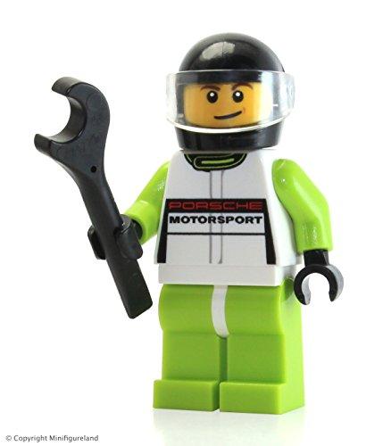 LEGO Speed Champions MiniFigure - Porsche Race Car Driver 1 (75910)