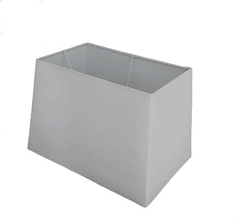 KAYKRAFT Light Silver Grey Rectangular