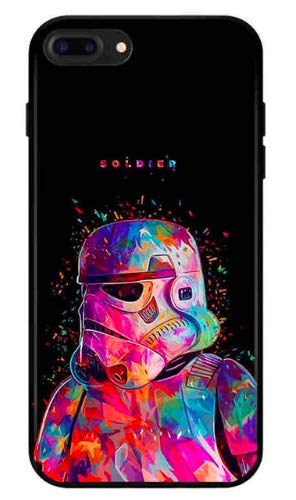 coque art iphone 8