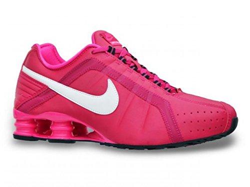 Nike Nike Shox Womens Style : 454339 Womens 454339-602 SIZE 8 by NIKE