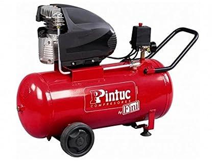 """Pintuc; SUPERTIGER 265M 2CV; Compresor de aire portátil, serie """"profesional"""""""