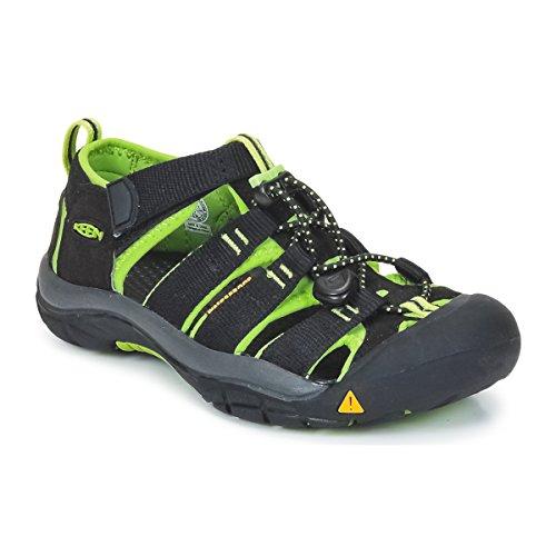 Sandal Keen Noir de Marche Junior Newport H2 qqw6xtAO