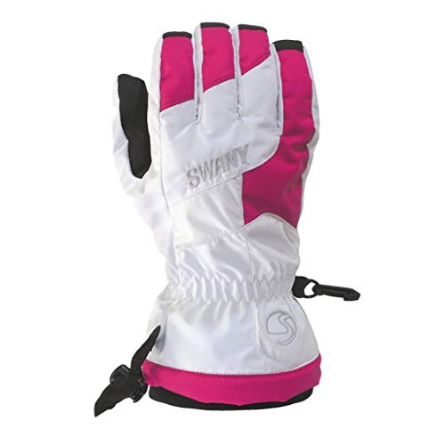 SWANY Youth Ollie Gloves, S, WHITE/ -