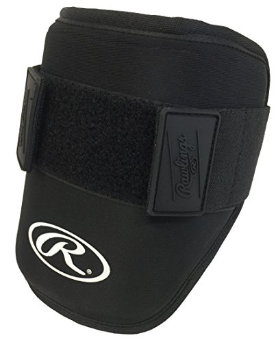 Rawlings Youth Elbow Guard, Black – DiZiSports Store