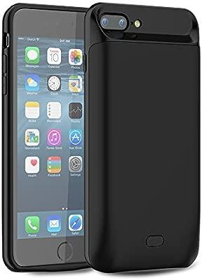 Funda Carcasa Batería Recargable para iPhone 7 Plus / iPhone ...