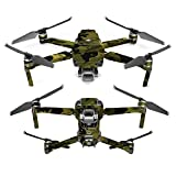 Cheap MightySkins Skin for DJI Mavic 2 Pro or Zoom – Green Camouflage | Protective, Durable, and Unique Vinyl Decal wrap Cover | Easy to Apply, Remove, and Change Styles | Made in The USA
