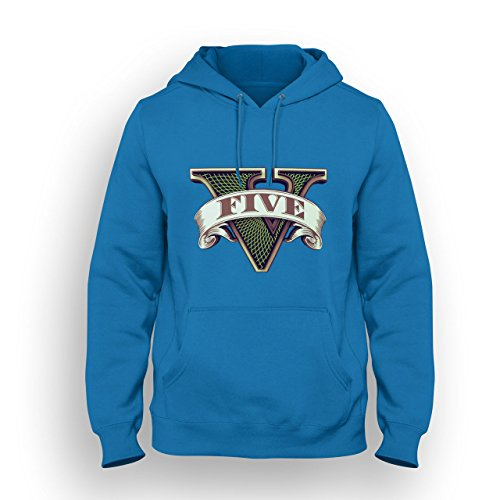 Sd Fashion Designer Apparel Gta 5 Hoodie L Blue Buy Online In Gambia Sd Fashion Designer Apparel Inc Products In Gambia See Prices Reviews And Free Delivery Over 3 500 D Desertcart