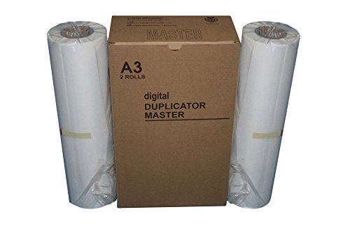 2 Wholesale Widgets Brand HQ90L Duplicator Masters Compatible with Ricoh HQ-90L. RICHQ90LC