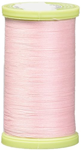 COATS & CLARK S960-1210 Dual Duty Plus Hand Quilting Thread, 325-Yard, Pink