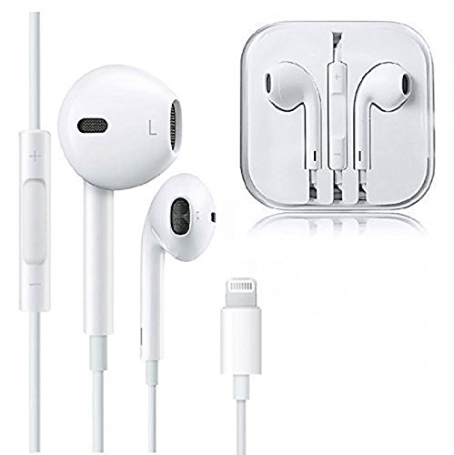SkyhMoto Earphones, Microphone Earbuds Stereo Headphones Noise Isolating Headset Made Compatible 06
