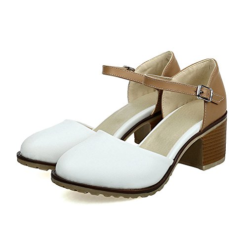 Huarache Marking Urethane White Toe Sandals 1TO9 Soft Non Womens MJS03180 6qSRxOZ