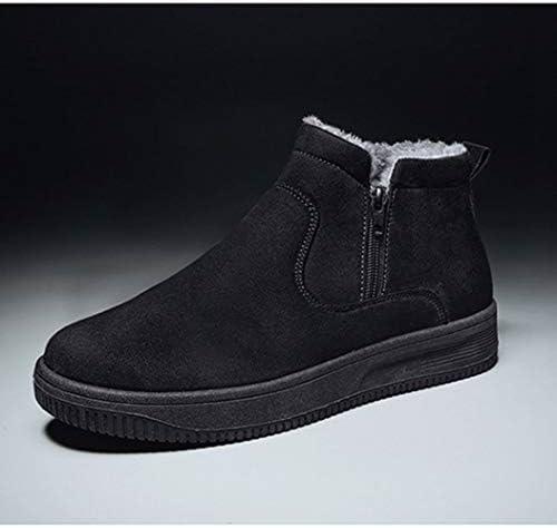 ショートブーツ メンズ ラウンドトゥ 革靴 ウエスタンブーツ皮靴 紳士靴 フォーマル 冠婚葬祭 トレッキングシューズ サイドジッパー 靴 ムートンブーツ 秋冬 マーティンブーツ スノーブーツ