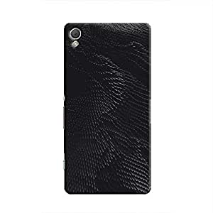 Cover It Up - Rising Nanotubes Xperia Z2 Hard Case