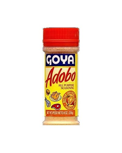 Goya Pasta Inc. Adobo with Naranja Agria, 8 Ounce (Pack of 24)