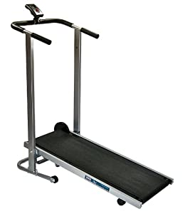 Phoenix 98516 easy up manual treadmill exercise treadmills sports outdoors - Best treadmills for small spaces collection ...
