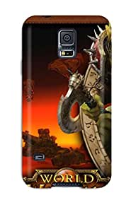Richard V. Leslie's Shop New Shockproof Protection Case Cover For Galaxy S5/ World Of Warcraft Case Cover