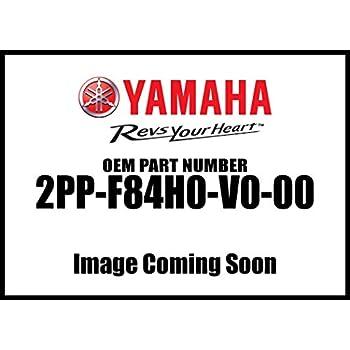 Black for 15-17 Yamaha FJ-09 Right Genuine Yamaha Accessories Hard Saddlebags