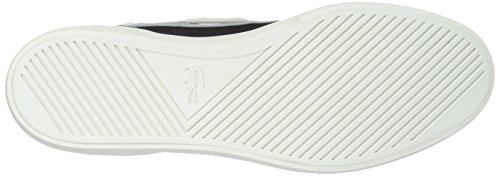 Lacoste Mens Jouer Däck 117 Ett Mode Sneaker Svart
