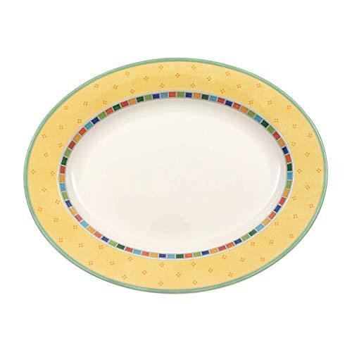 Villeroy & Boch 1013602940 Twist Alea Limone Serving Platter,