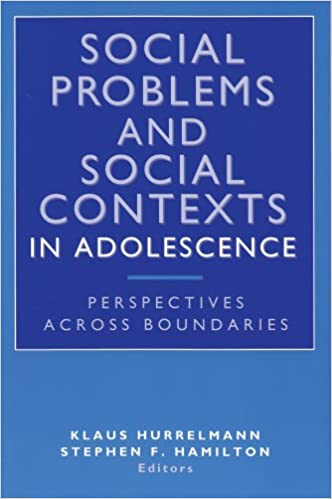 Social Problems and Social Contexts in Adolescence: Perspectives