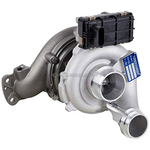 Turbo Turbocharger w/Actuator For Mercedes E320 E350 ML350 GL350 R320 ML320 GL320 R350 Jeep Grand Cherokee 3.0L Diesel - BuyAutoParts 40-30552AE New ()