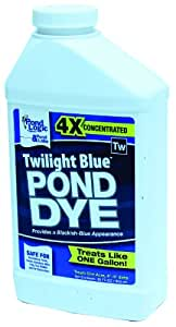 Airmax Eco Systems 530100 Twilight Blue Pond Dye, 1 Quarts