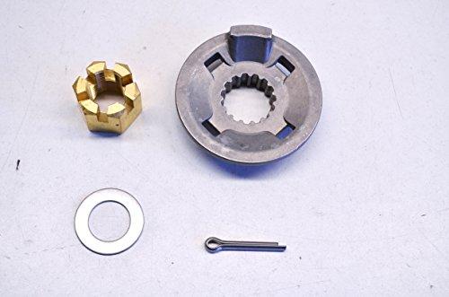 Suzuki OEM Propeller Hardware Kit for DF50-60AV, DF70-90A, DF90-140 57630-90J00 (Propeller Hardware)