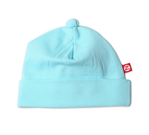 Zutano Hat, Aqua, 3 Months - Stores Supermall At