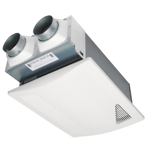 Panasonic FV-04VE1 WhisperComfort Spot ERV Ceiling Insert Ventilator with Balanced Ventilation and Patent-Pending Capillary Core