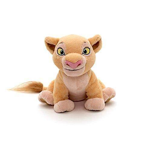 (The Lion King Mini Bean Bag Plush Toy -- Nala)