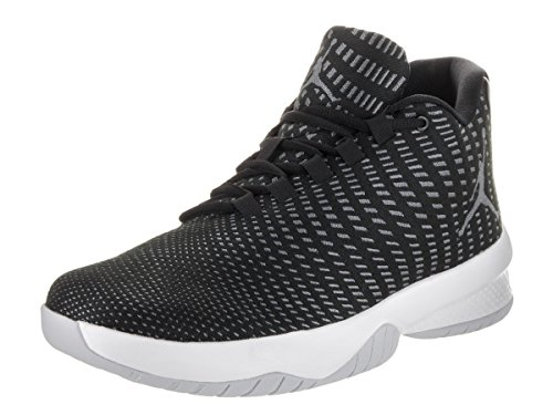 Nike Mens Jordan B.Fly Black Grey Woven Trainers 12 (Jordan Apparel)