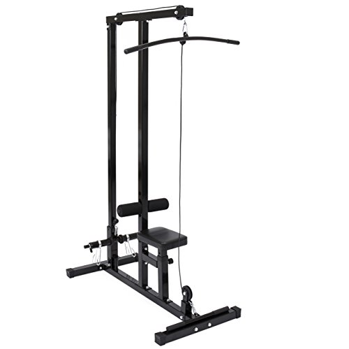 Best Choice Products Low Row Cable Lat Pull Down Machine by Best Choice Products