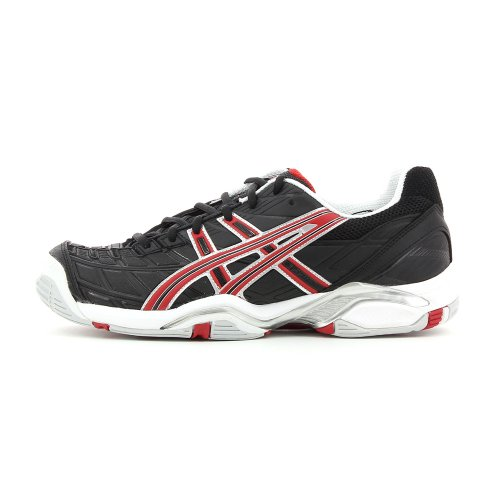 Asics - Zapatillas de tenis de según descripción para hombre negro 44 - negro