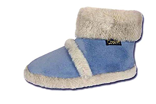 UK 3 Beige 4 Slippers Womens Snug Small Coolers vq8Z4w4