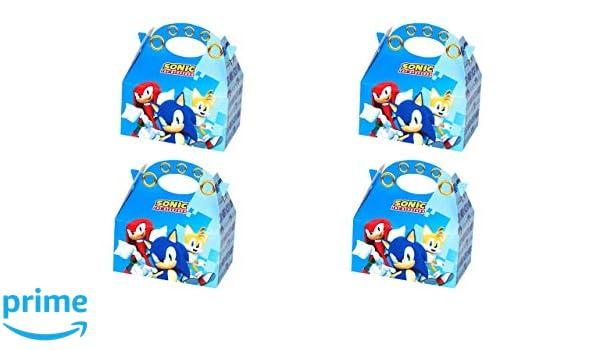 ALMACENESADAN 0654, Pack 4 cajitas de Carton para chuches ...