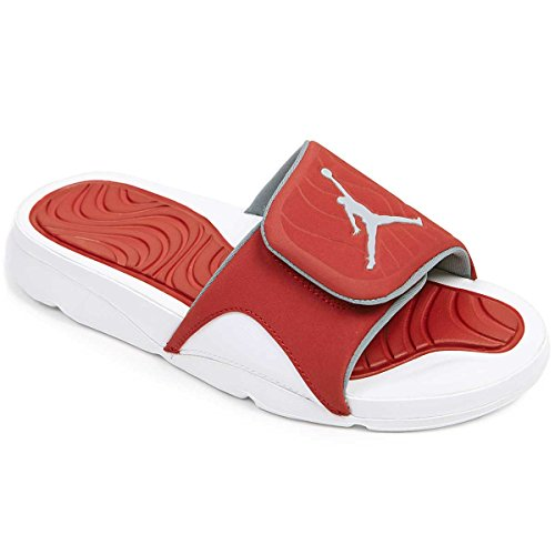 Nike Jordan Hydro 4 bathing shoes RARITY different colors, Couleur:rouge;EU Shoe Size:40