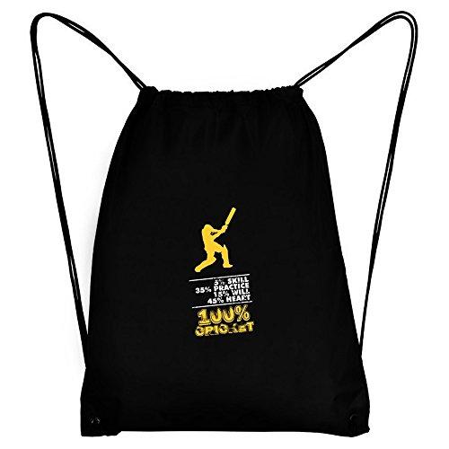 Teeburon 100 Cricket Sport Bag by Teeburon