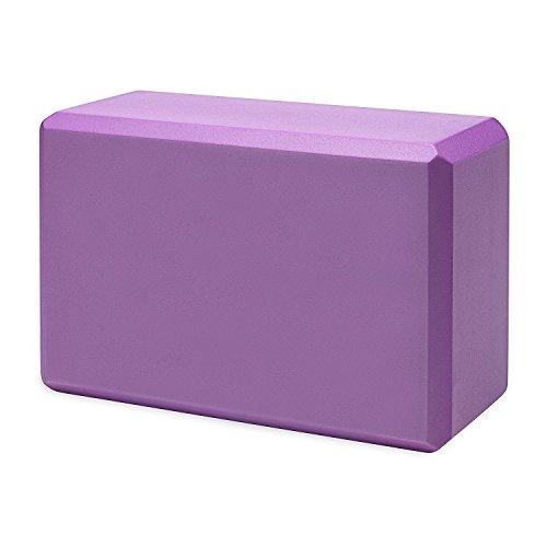Strauss Yoga Block purple