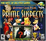 New Big Fish Games Mystery Case Files Prime Suspects OS Windows Xp 7 Vista 22 Ever-Changing Levels