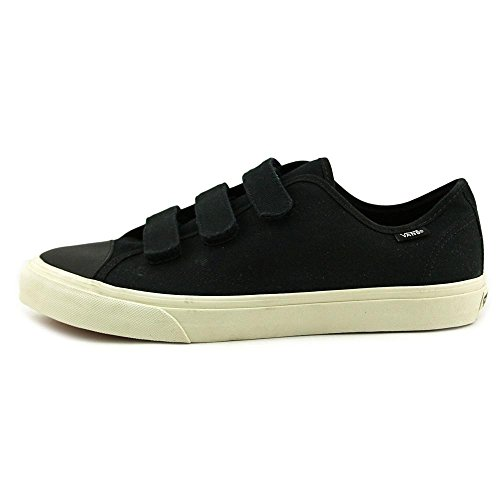 Vans Mens Prison Issue Twill Black Blanc White