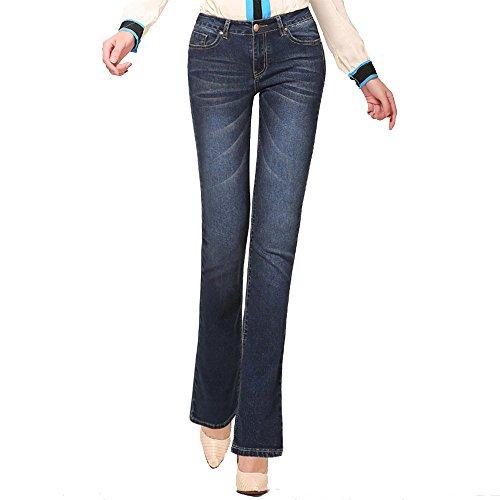 Blue 2 Low Rise Jeans - 7