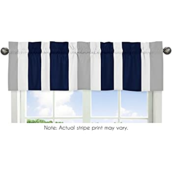 white scalloped org galagala curtains navy and blue rustic lined window delft valance