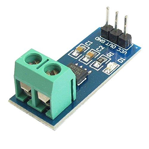 SMAKN ACS712 Current Sensor Module Detector 20 Amps Amperage Range