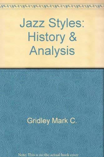 Jazz Styles: History & Analysis